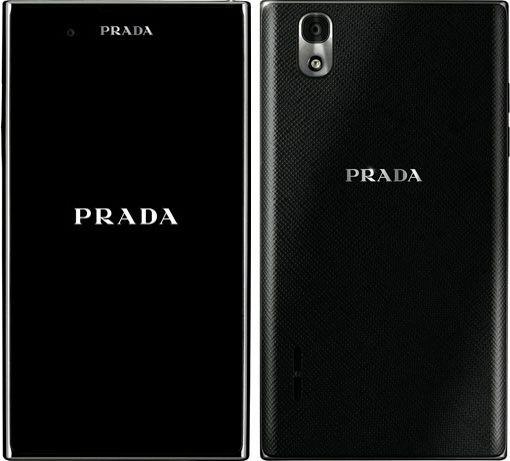 PRADA phone by LG L-02D docomo