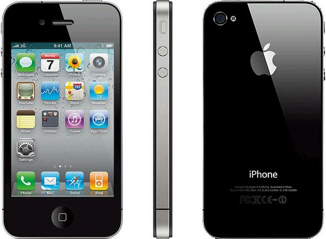 iPhone 4 32GB SoftBank
