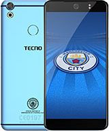 TECNO Camon CX Manchester City LE