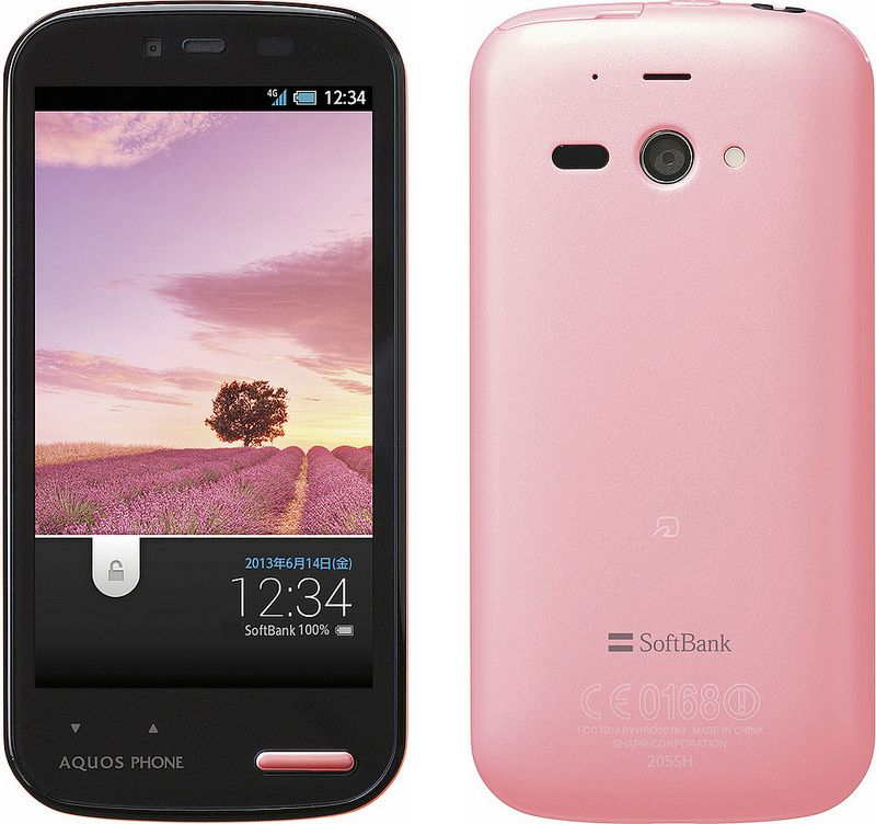 AQUOS PHONE ss 205SH SoftBank