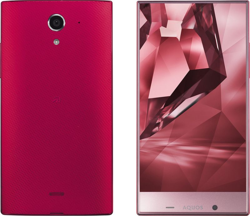 AQUOS CRYSTAL X SoftBank