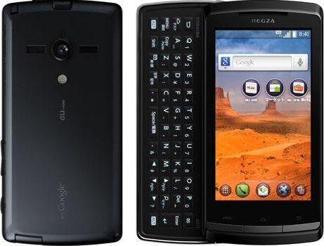 REGZA Phone IS11T au
