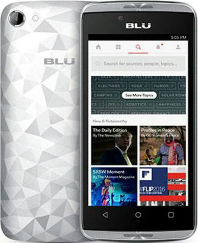 Blu Energy Diamond